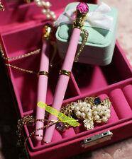 Pink Sailor Moon Tsukino Usagi Fountain pen in Box Best Women Girl Birthday Gift