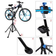 Height Adjustable Bicycle Bike Repair Stand Folding Maintenance Station Rack UK