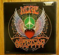 More American Graffiti (1979) ORIG Vinyl LP  Soundtrack PROMO** Dylan, Cream EX