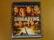 BLU-RAY / LIVING & DYING ( EDWARD FURLONG, MICHAEL MADSEN... )