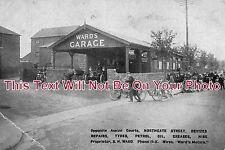 WI 40 - Wards Garage, Devizes, Wiltshire - 6x4 Photo