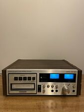 Marantz SuperScope Tdr-820 ~ 8-track Recording System Made In Usa