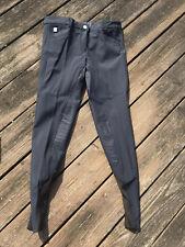 Damen Reithose EQUILINE X-Shape Donna Fullgripp, Größe 44 (DE), 48 It, Navy