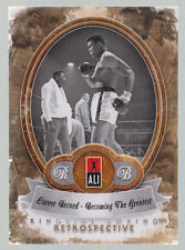 Muhammad Ali 2011 Ringside Boxing 2 Career Record - Becoming The Great 8/10 #38