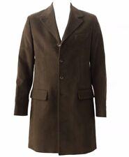 HARMONT&BLAINE cappotto uomo tg.L col. Marrone OCCASIONE -62%