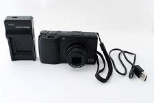 Ricoh GR II 10.1MP Digital Camera Black