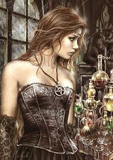 Puzzle Favole - Poison, 1000 Teile, Victoria Frances, Gothic, Fantasy, Heye
