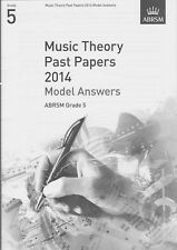 MUSIC Theory Past Papers 2014 Model Answers