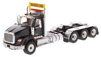 1/50 Scale International HX620 Tridem Tractor BLACK Diecast Masters DM71009