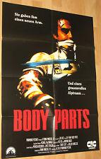 Body Parts Filmplakat / Poster A1 ca 60x84cm