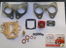 kit carburatore solex 35 lancia fulvia gasket complet 2pieces*