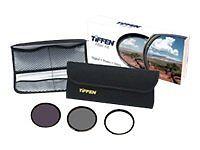 Tiffen Digital Essentials  (58DIGEK3) 58 mm Filter Kit