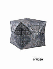 NW260 Silver Nano Stalker Hunting Blind