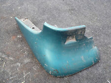 mazda 323f 1995-1998 green front left side mud flap protection guard