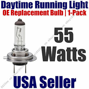 Daytime Running Light Bulb 1pk OE Replacement On Listed VW Volkswagen - H755