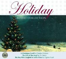 Holiday Audio Collection 3 Great Stories on CD Enjoy: Dickens, O.Henry, Nash.