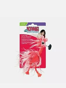 KONG Softies Frizz Bird cat or ferret toy