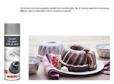 Staccante Alimentare  Wiberg  Olio Spray 500 ML PER STAMPI E TEGLIE staccafacile