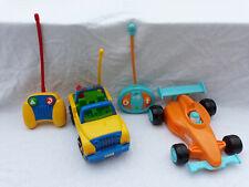 Nouvelle annonce Lot de Jouets 1er âge voitures télécommandées: 4X4 BAO + Formule 1 NovaPlay Kids