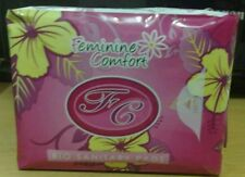 Bio Sanitary Extra Long Menstrual Pads Napkin w/ Wings Heavy Flow Night 10 Cts