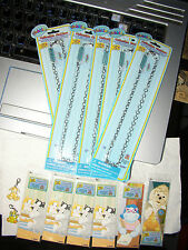WEBKINZ BOOK MARKS, and NECKLACES LOT~NEW FACTORY SEALED PACKAGE WITH CODE~