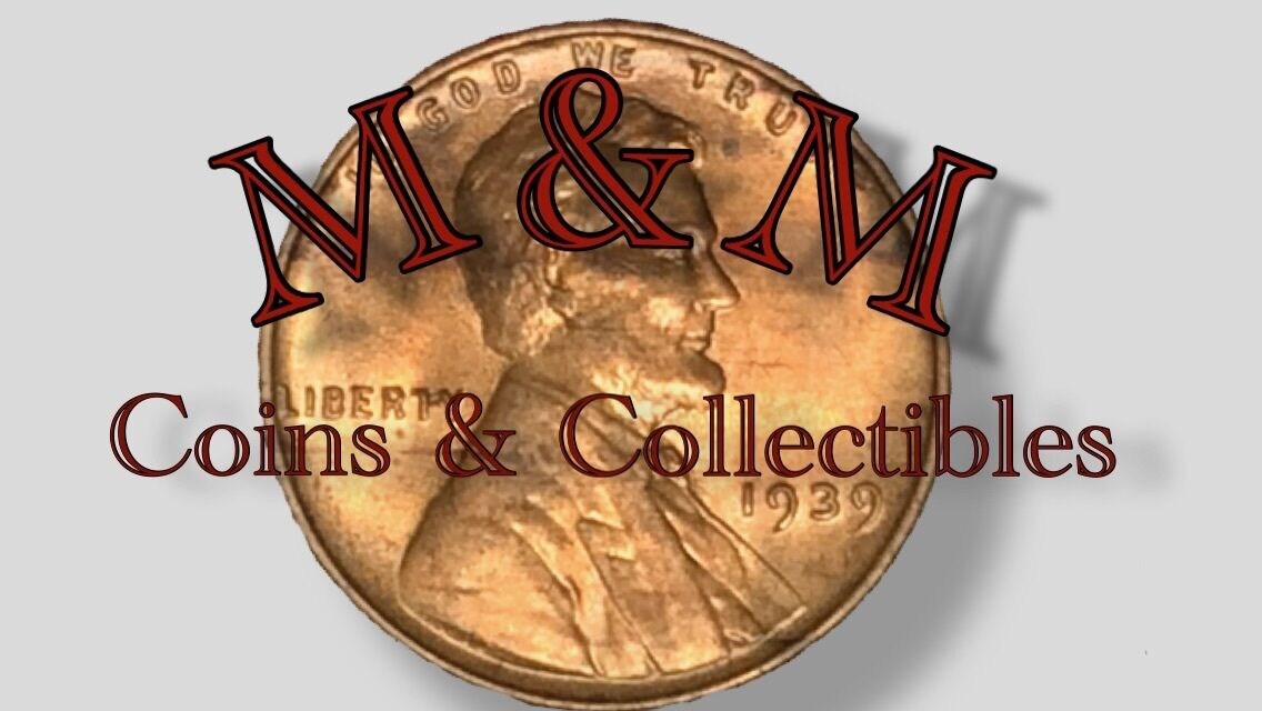 M&M Coins and Collectibles