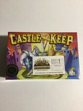 2006 Castle Keep The Game Of Medieval Strategy & Siege by Gamewright Complete!