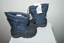CHAUSSURE BOTTES NEIGE BOOTS APRES SKI C9 CHAMPION TAILLE 24 SHOES/BOTAS NEUF