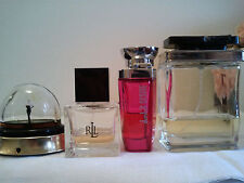 Bulk Lot Of 4 Used Women's Perfumes Fragrances Lauren Style..Rare , Discontinued