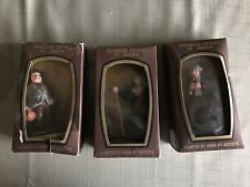 Marx Toys Bavarian Figures by Marx RARE Figurine toy 3 in package 1960's