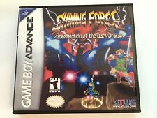 Shining Force Resurrection of the Dark Dragon - GBA - Replacement Case - No Game