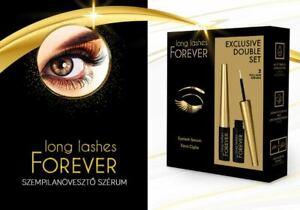 Long Lashes Forever exclusive double set Siero Allunga Ciglia