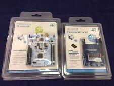 STM P-NUCLEO-6180X2, Gesture/Light/Proximity Sensor Evaluation Kit
