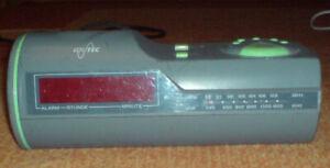 Vintage Radio Wecker  Edutec
