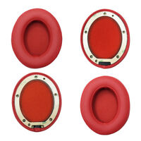Original Beats by Dre Studio 3 3.0 Wireless Replacement Ear Pads Cushion - RED