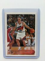 1996-97 Topps Steve Nash # 182 Rookie Card RC Phoenix Suns 96-97 Basketball