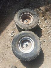 18x9.50-8 rally husqvarna murray ride on rear mower Garden wheels Tyres lt 125
