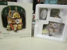 1999 Dept. 56 North Pole Series Elfland: Mini-Donut Shop ~ Mib/Nrfb