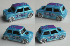 Hot Wheels - Morris Mini hellblaumet.