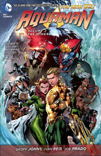 Aquaman Vol #2 The Others Tpb Geoff Johns Dc Comics #7-13 Tp The New 52