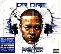 DR DRE - PRETOX-DR DRE MIXTAPE  CD NEW+