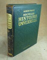 ALBERT MALET - NOUVELLE HISTOIRE UNIVERSELLE T 4 - HACHETTE 1924