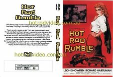 HOT ROD RUMBLE DVD  customs street rat vid