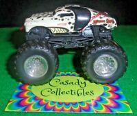 Hot Wheels Monster Jam 2006 Monster Mutt Dalmatian #14 1:64 Scale Ages 3+