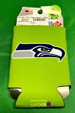 M429 NFL Seattle Seahawks Can Cooler Cosy Sleeve NWT