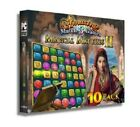 Legacy Amazing Match 3 Game Magical Matches 2 / Ll 10 Pack Pc Computer Game New