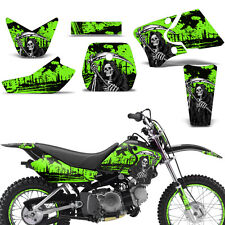 Graphic Kit for Yamaha TTR90 E TTR 90 Dirt Bike Stickers MX Decals 00-07 REAP G