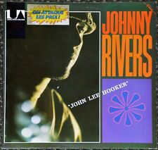 33t Johnny Rivers - John Lee Hooker (LP)