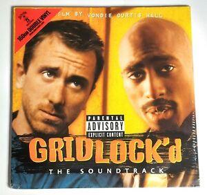 GRIDLOCK'd - The Soundtrack - EU vinyl 2xLP still sealed 2002 RE 160g