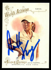 Danielle Kang #273 signed autograph auto 2014 Topps Allen & Ginter's Card
